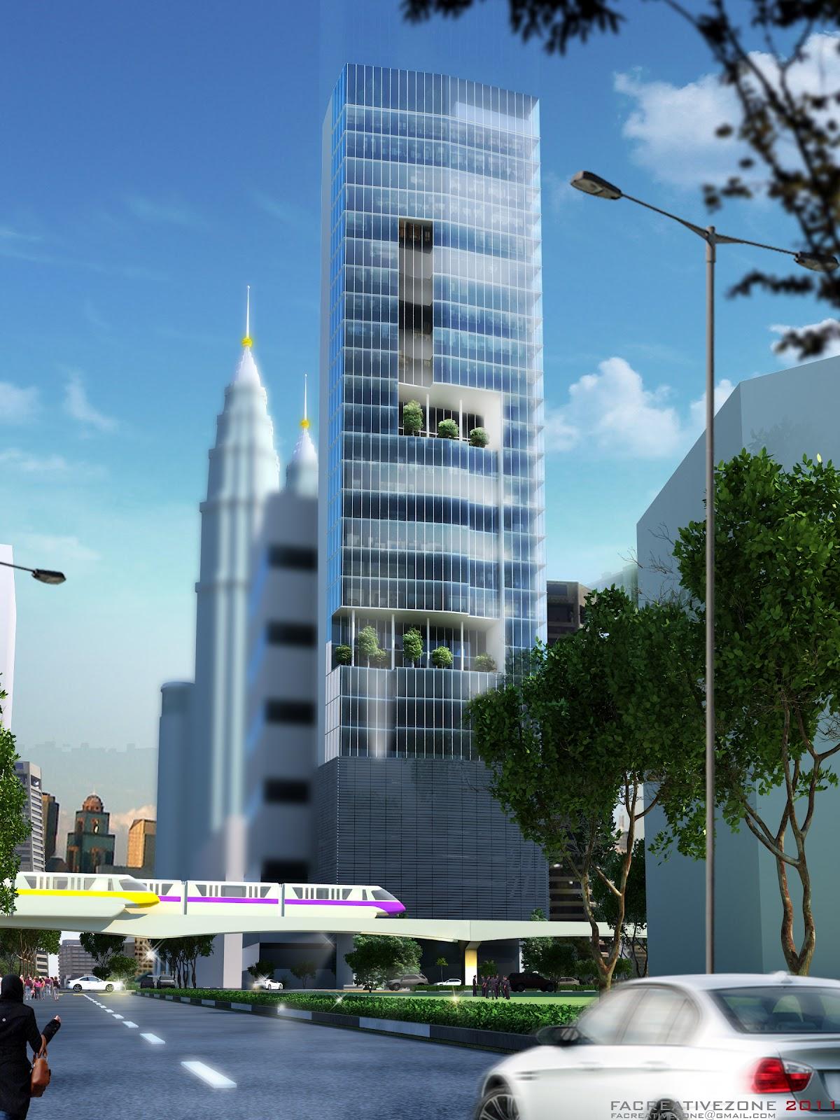 Duo edge architecture design studio kl concorde hotel for Design hotel kl