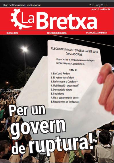 Descarga La Bretxa, Diari de Socialisme Revolucionari