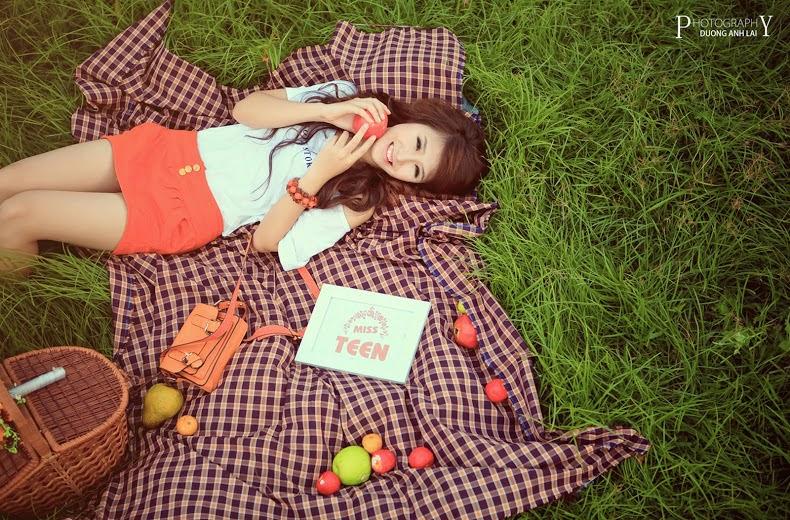 Album ảnh đẹp girl xinh Việt Nam - Ảnh 03