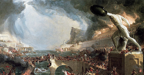 Did a highly advanced ancient society once exist globally? Civilization-collapse