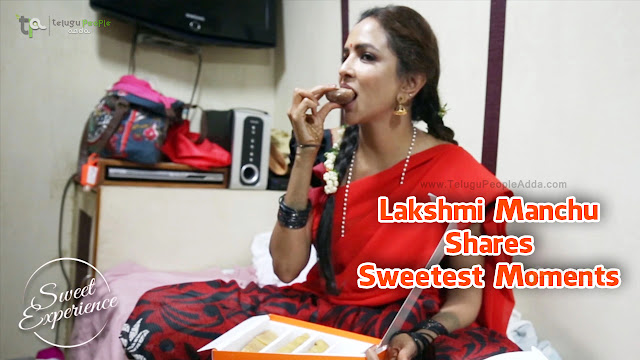 Lakshmi Manchu Shares Sweetest Moments Of Her Life