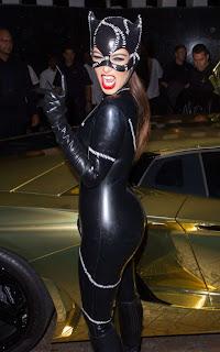 Kim Kardashian - Nightclub in Florida