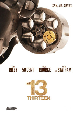 13 Rourke Statham Riley Poster