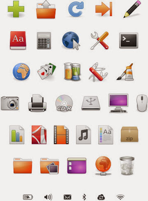 ubuntu 14.04 icons theme new