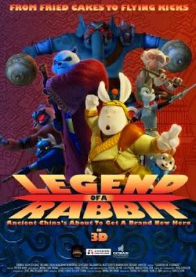Legend of Kung Fu Rabbit 2011 Dual Audio BRRip 480p 300mb