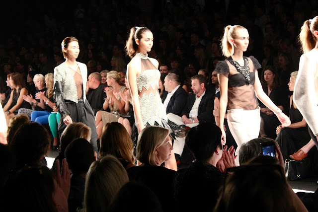 New York Fashion Week Project Runway