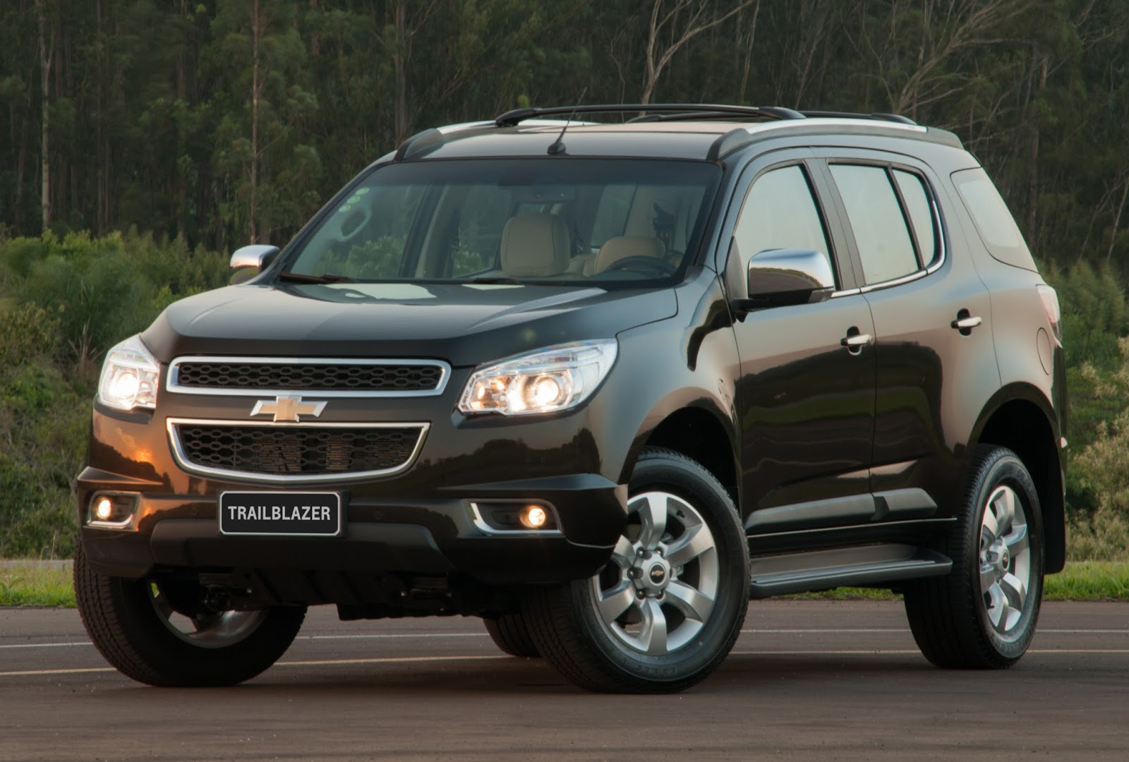 2015 new unveiled chevrolet trailblazer
