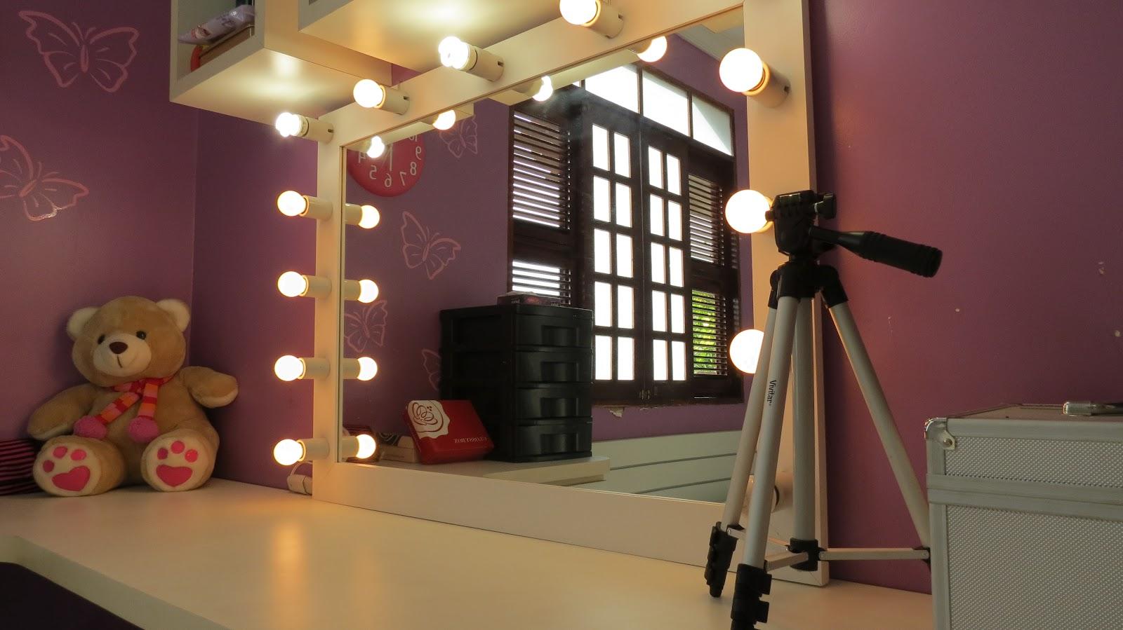 Super Vaidosas : Faça você mesma: Espelho tipo camarim! #956836 1600x899