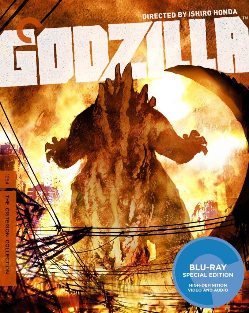 The Original Godzilla On Blu Ray