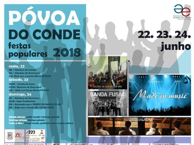 BANDA DR.CAVALHEIRO - 2018 POVOA DO CONDE - SANTAREM