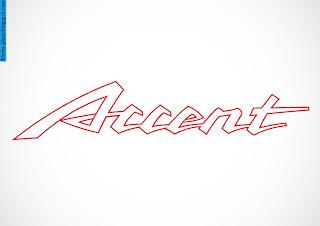 Hyundai accent car 2010 logo - صور شعار سيارة هيونداى اكسنت 2010