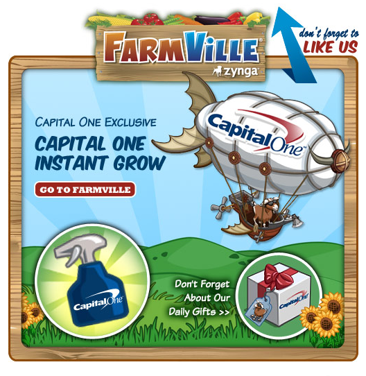 Capital ONE And THE GOAT