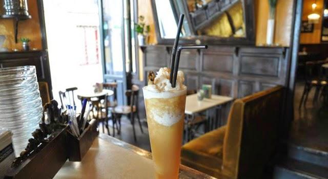 Cafés románticos en Madrid