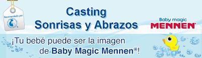 premios 10,000 pesos en efectivo promocion Casting Sonrisas y Abrazos de Baby Magic Mennen bbmundo Mexico 2011