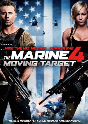 The Marine 4: Moving Target 2015 poster