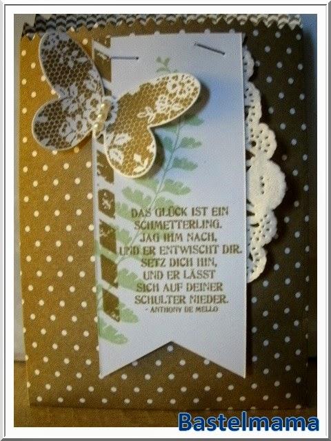 Pocket, Banner, Schmetterling