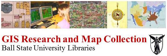GIS Research and Map Collection