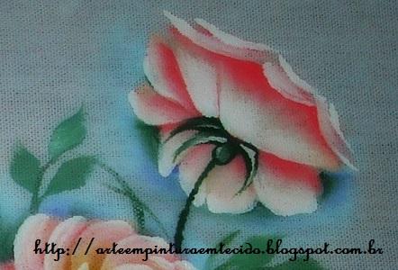Fotos De Flores Em Tecido - Atelier Boutique D Caroline: PAP flor de tecido