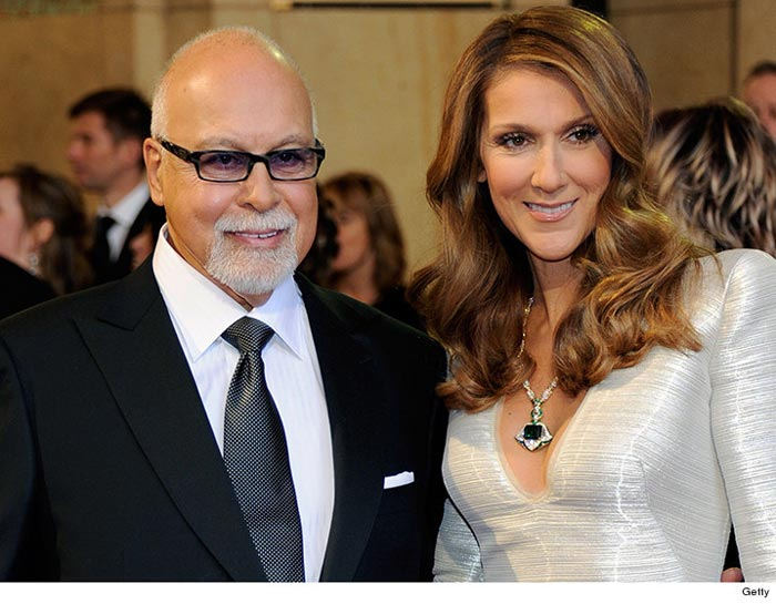 Sad: Celine Dione Loses Husband And Former Boss Rene Angelil To Cancer