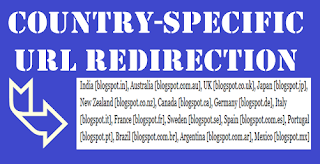 url redirect,blogger redirect,blogspot redirect,domain redirect,blogger spesific country,blogspot spesific country,blogger,blogspot