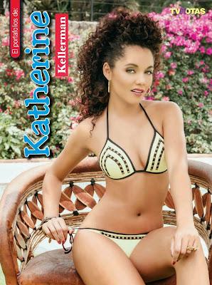 Fotos Katherine Kellerman Revista TvNotas No. 938