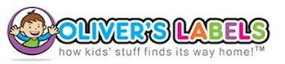 Oliver's Labels: How Kids' Stuff Finds Its Way Home!