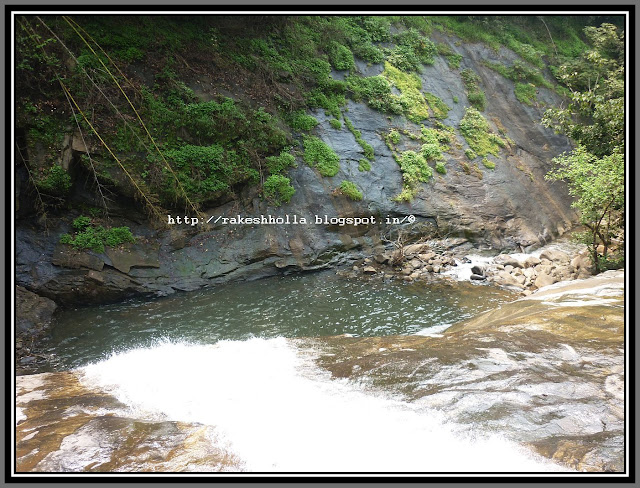 Striking Waterfalls in Western Ghats