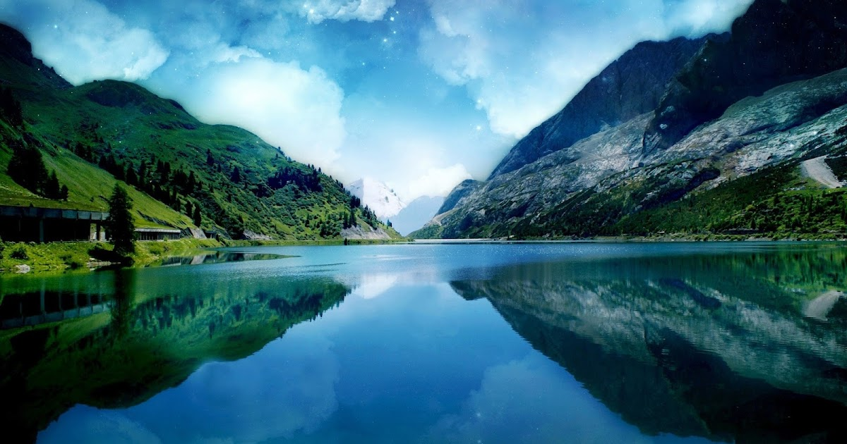World Most Beautiful Lake Wallpapers Most Beautiful Places In The World Download Free Wallpapers