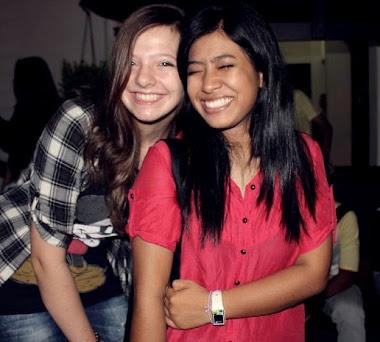 My sister Abby & Me :)