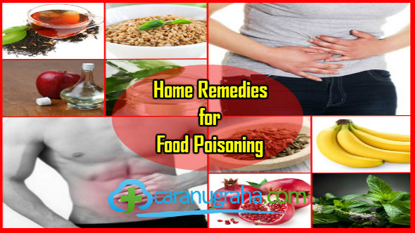 obat alami keracunan makanan