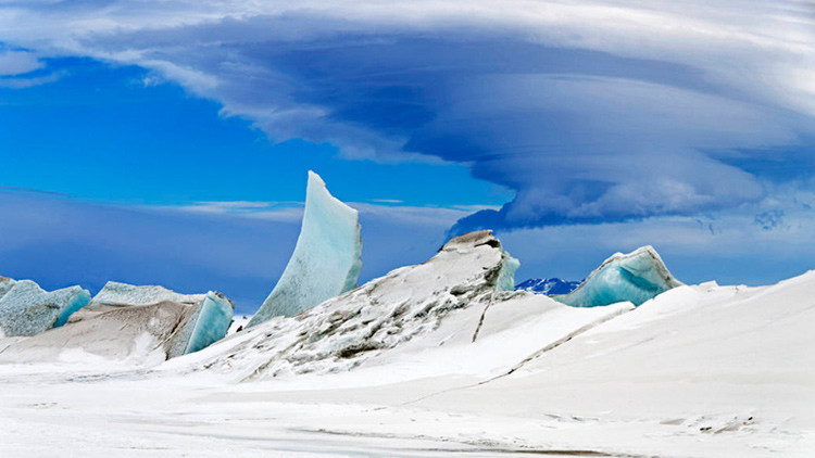 Los científicos revelan que la glaciación global terminó hace 650 millones años.
