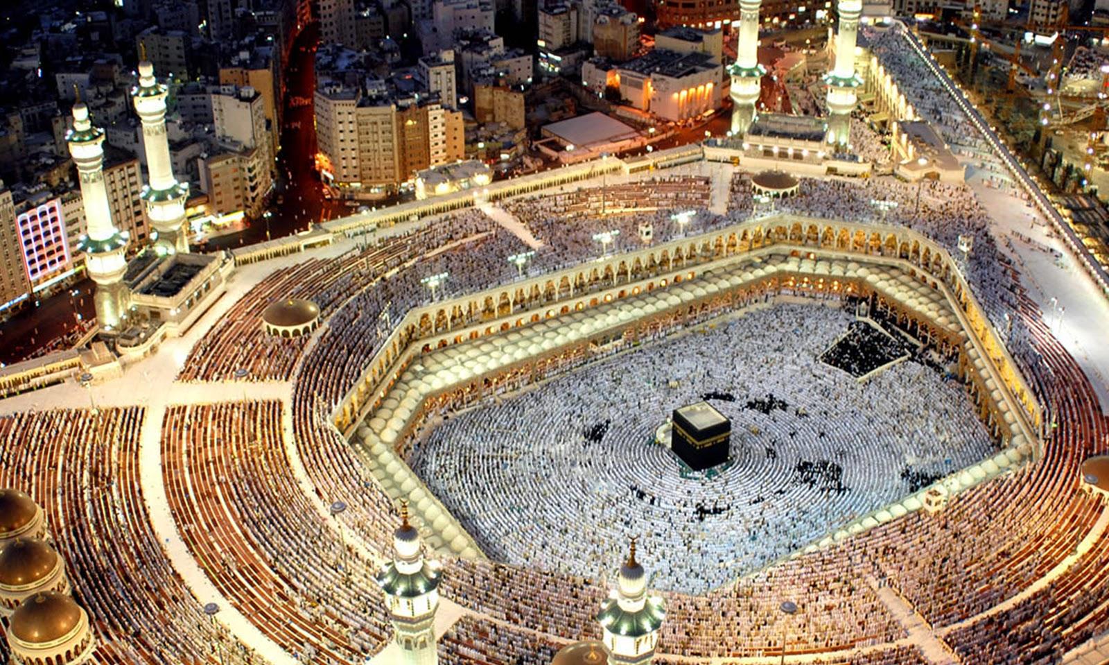 Umroh Ramadhan Idul Fitri
