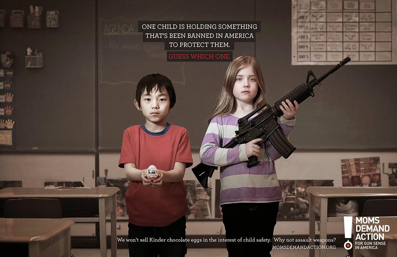 Moms demand Action for Gun Sense in América