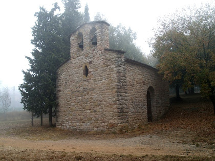L'ermita de Sant Quirze de Subiradells