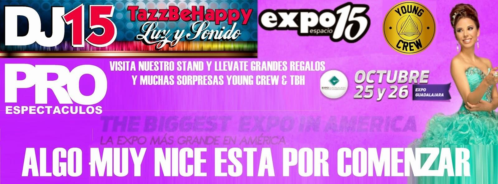 EXPO TU BODA Y EXPO ESPACIO 15