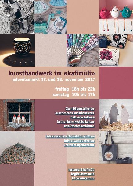 Kunsthandwerk Kafimüli