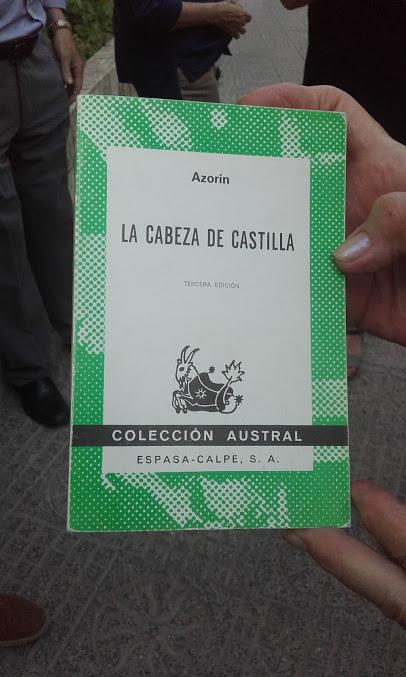 La cabeza de Castilla