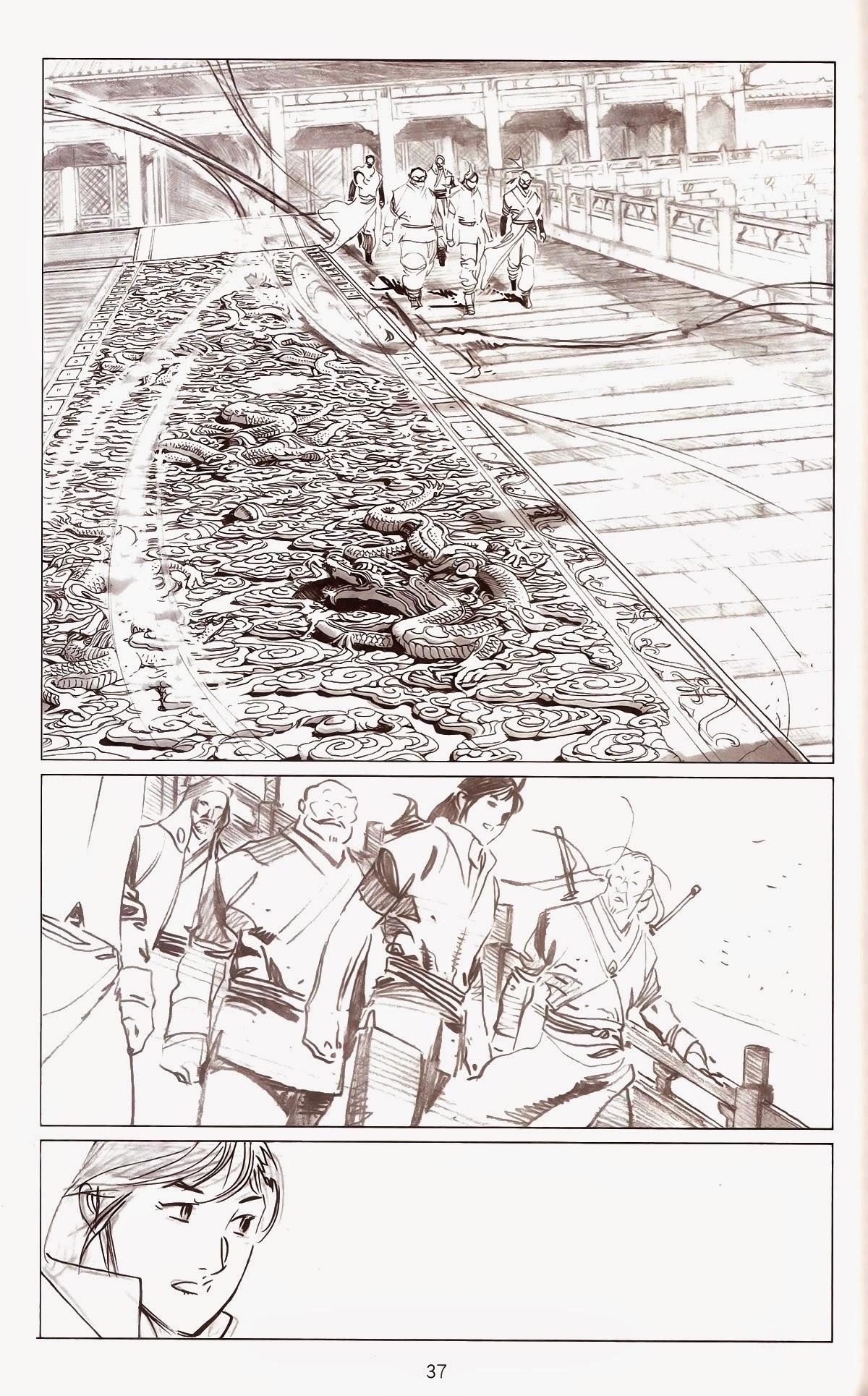 Phong Vân chap 675 - Trang 35