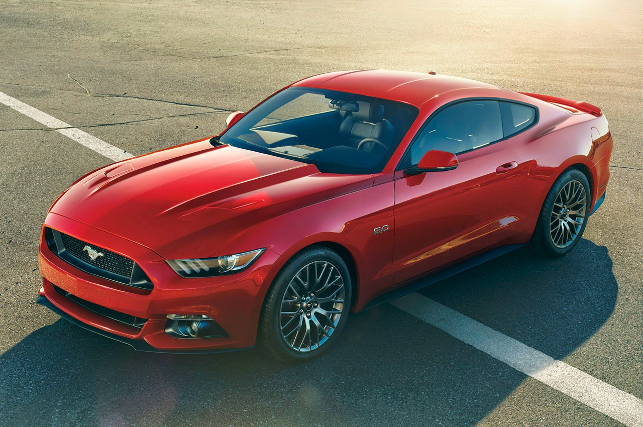 2015 Ford Mustang pricing