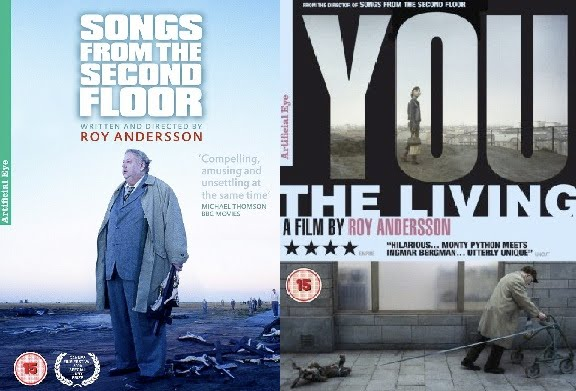 A Roy Andersson Double. Two Films From Swedish Director Roy Andersson: Songs  From The Second Floor ...