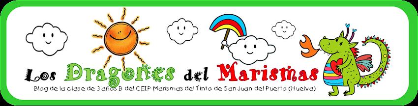 LOS DRAGONES DEL MARISMAS