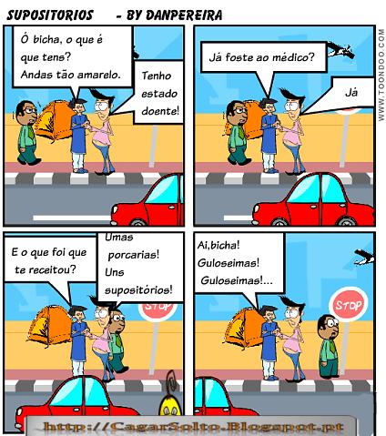 Supositórios