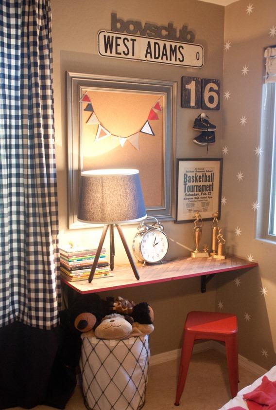 Zona de escritorio para espacios reducidos trendy - Escritorios para espacios reducidos ...