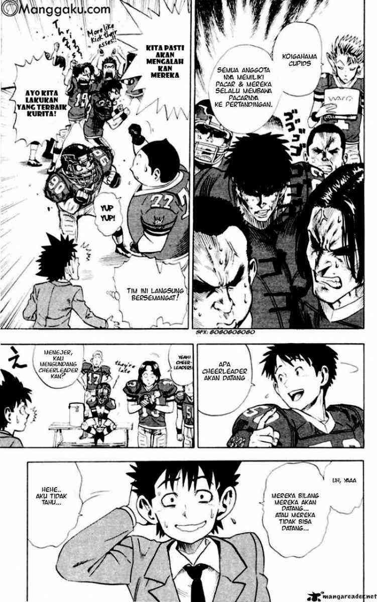 Komik eyeshield 21 004 - tendang bokong mereka 5 Indonesia eyeshield 21 004 - tendang bokong mereka Terbaru 6|Baca Manga Komik Indonesia|