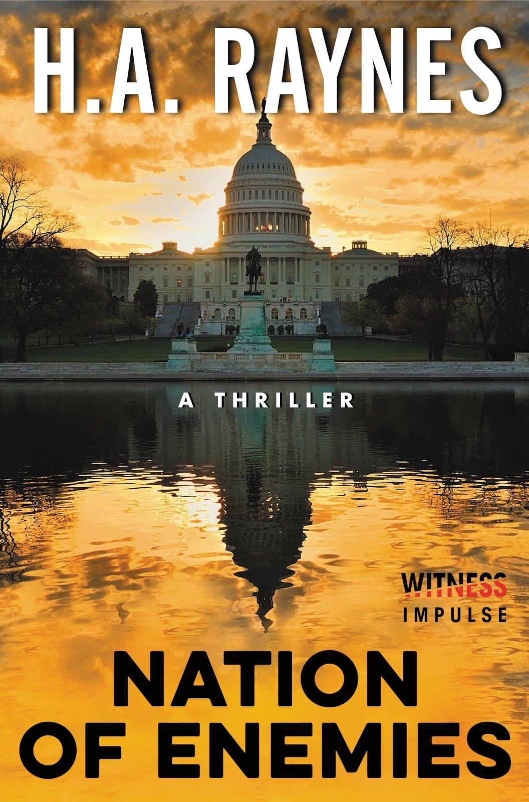 A chilling, suspenseful new thriller