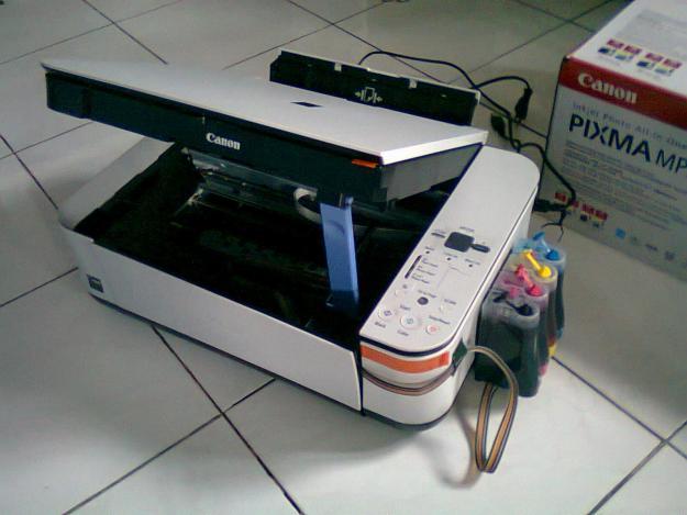 Printer Mendeteksi Ada Kertas Yang Tersangkut Pada Printer Canon ...