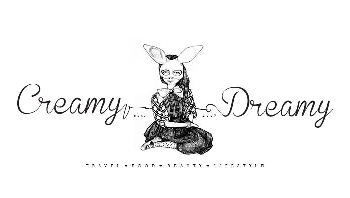 Creamy Dreamy