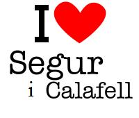 Jo estimo SEGUR i Calafell