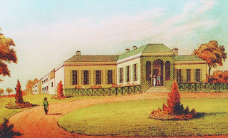 Longwood House 1816 – Napoleon's home on St. Helena