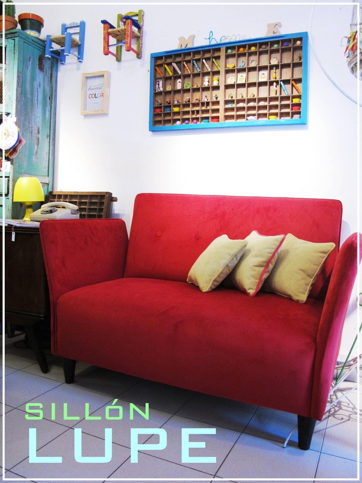 Variopinta objetos muebles variopinta muebles for Sillon de dos cuerpos
